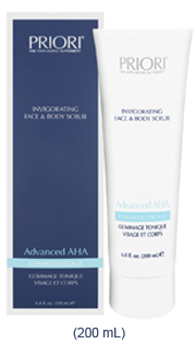 INVIGORATING FACE & BODY SCRUB